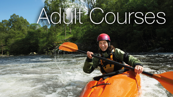 Adult water sports courses