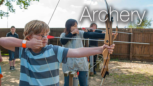Archery is a sport for all