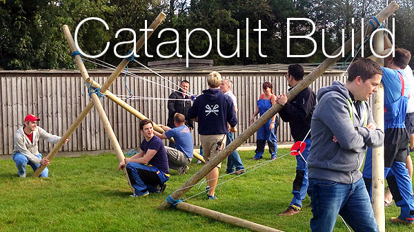 Catapult build