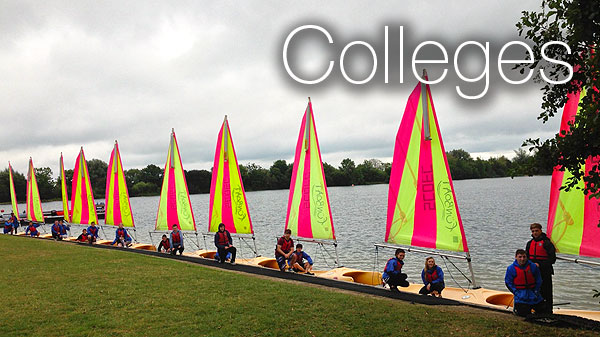 college trips outdoors Cirencester