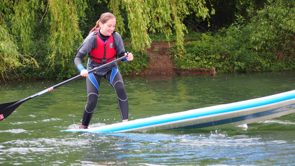 Enjoy outdoor activities at South Cerney