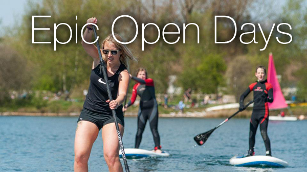 Canoeing Kayaking Sailing Paddleboarding Open Day