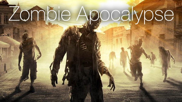 Zombie Apocalypse Fright Night