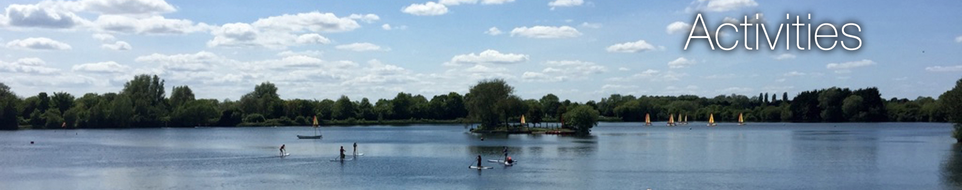 Water Sports at South Cerney Outdoor
