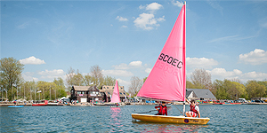 Sailing boat hire Swindon