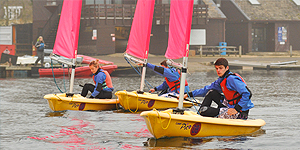 Sailing courses Cotswolds