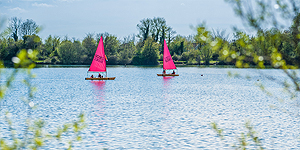 Water sports courses in the Cotswolds